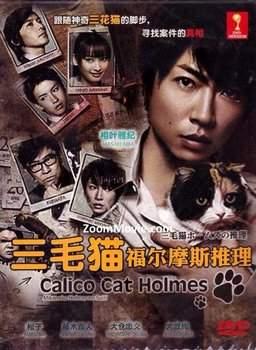 Рассуждения пятнистой кошки Холмса / Рассуждения Холмс - трёхцветной кошки 2012