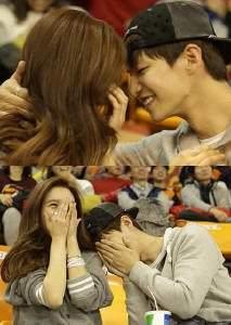 Молодожены 4  (Сон Чжэ Рим, Ким Со Ын). Южная Корея 2014-2015