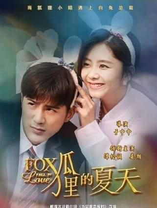 Влюбленная лиса / Лето лисы Китай 2017