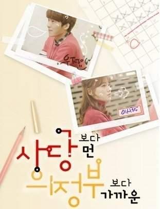 Между дружбой и любовью Южная Корея 2017