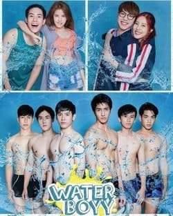 Пловцы / Клуб плавания Таиланд 2017